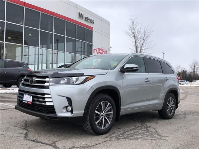 2017 Toyota Highlander XLE (Stk: U2334) in Vaughan - Image 1 of 24