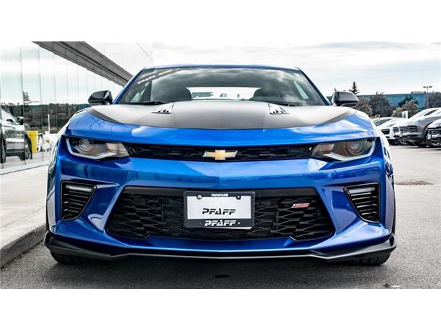 2017 Chevrolet Camaro Coupe 1SS (Stk: U8014) in Vaughan - Image 2 of 22