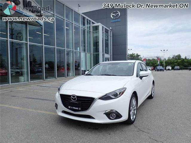 2015 Mazda Mazda3 GT (Stk: 41154A) in Newmarket - Image 1 of 30