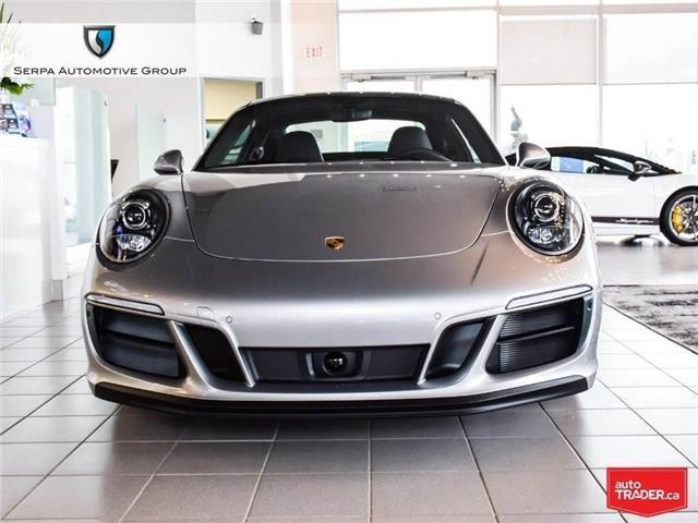 2019 Porsche 911 Carrera 4 GTS (Stk: P1285) in Aurora - Image 3 of 30
