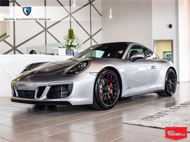 2019 Porsche 911 Carrera 4 GTS (Stk: P1285) in Aurora - Image 4 of 30