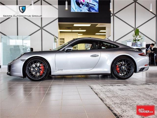 2019 Porsche 911 Carrera 4 GTS (Stk: P1285) in Aurora - Image 5 of 30