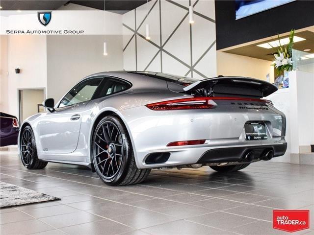 2019 Porsche 911 Carrera 4 GTS (Stk: P1285) in Aurora - Image 6 of 30