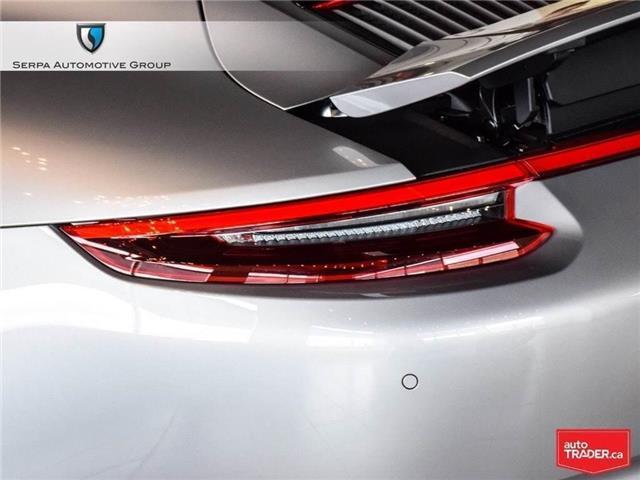 2019 Porsche 911 Carrera 4 GTS (Stk: P1285) in Aurora - Image 8 of 30