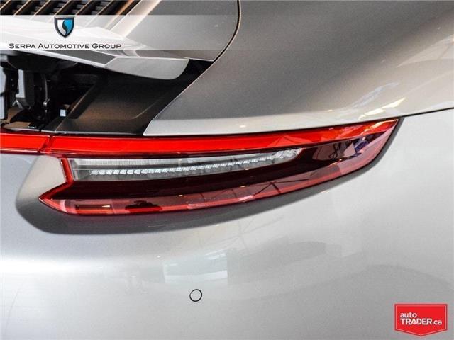 2019 Porsche 911 Carrera 4 GTS (Stk: P1285) in Aurora - Image 10 of 30