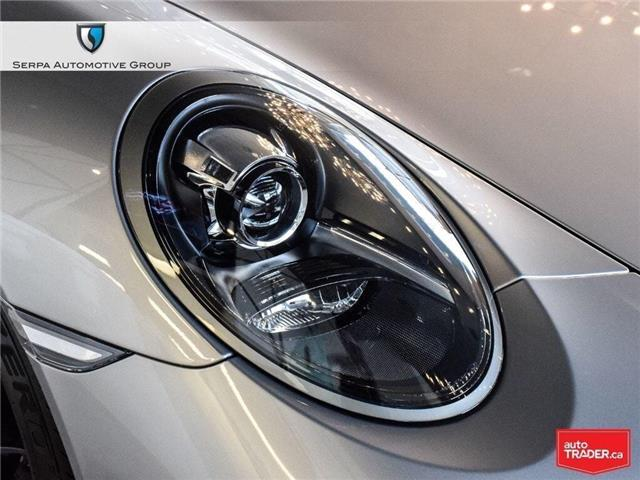 2019 Porsche 911 Carrera 4 GTS (Stk: P1285) in Aurora - Image 11 of 30