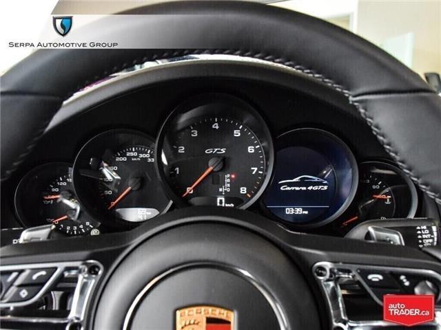 2019 Porsche 911 Carrera 4 GTS (Stk: P1285) in Aurora - Image 16 of 30