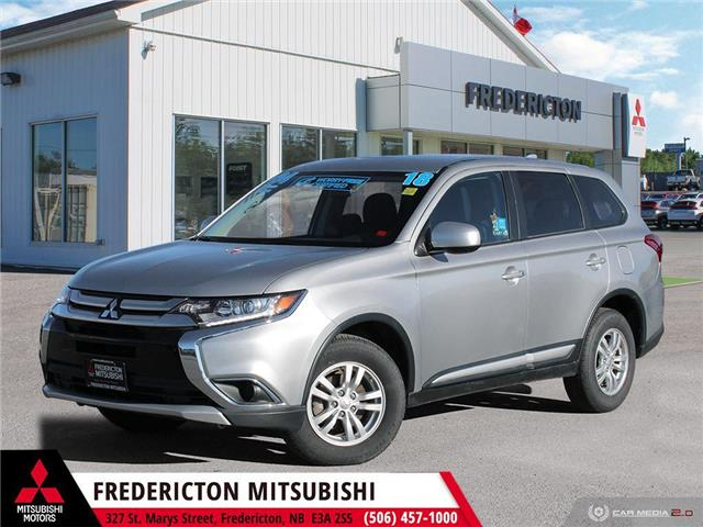 2018 Mitsubishi Outlander ES (Stk: 181248A) in Fredericton - Image 1 of 23