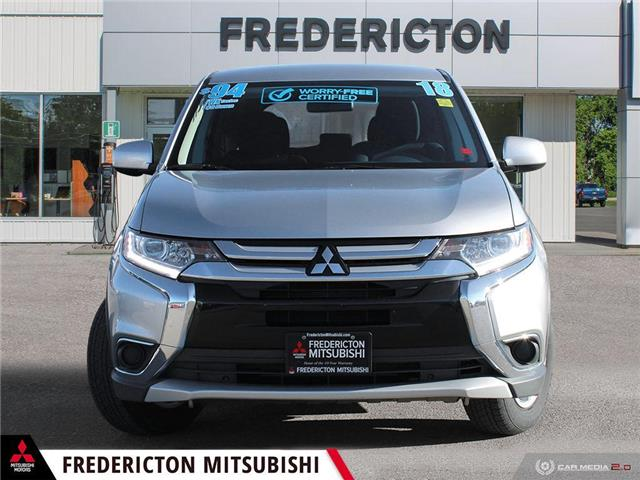 2018 Mitsubishi Outlander ES (Stk: 181248A) in Fredericton - Image 2 of 23
