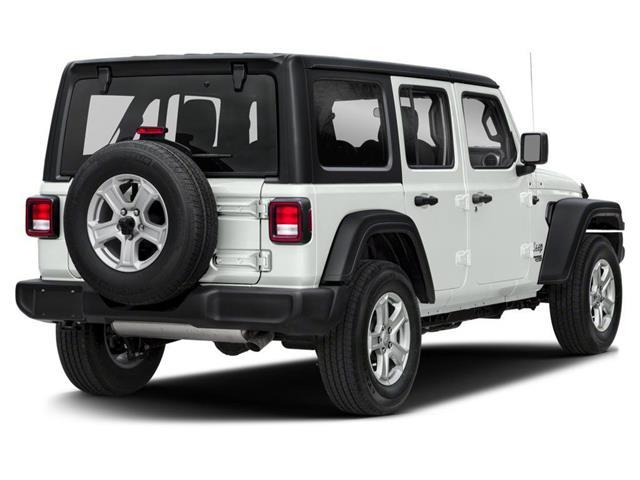 2019 Jeep Wrangler Unlimited Sahara (Stk: W635984) in Courtenay - Image 3 of 9