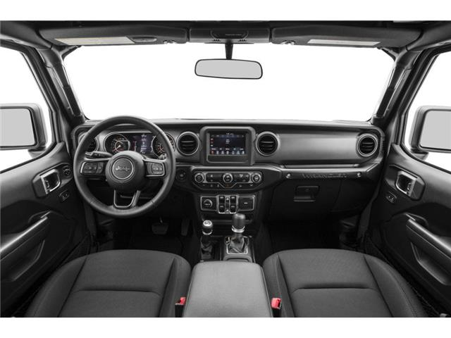 2019 Jeep Wrangler Unlimited Sahara (Stk: W635984) in Courtenay - Image 5 of 9