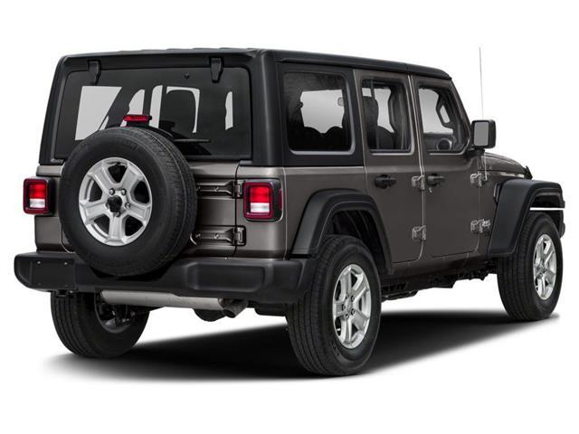 2019 Jeep Wrangler Unlimited Sahara (Stk: W651406) in Courtenay - Image 3 of 9