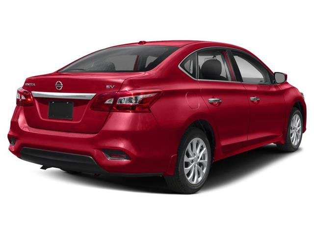 2019 Nissan Sentra 1.8 SV (Stk: E7383) in Thornhill - Image 3 of 9