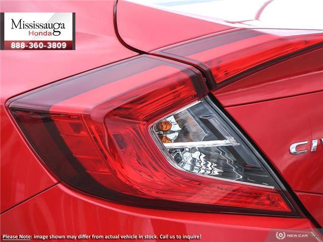 2019 Honda Civic EX (Stk: 326611) in Mississauga - Image 11 of 23