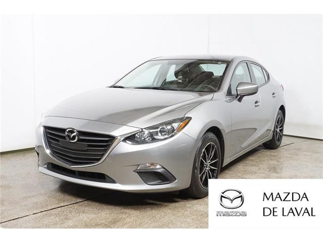 2016 Mazda Mazda3 GX (Stk: U7286) in Laval - Image 1 of 22