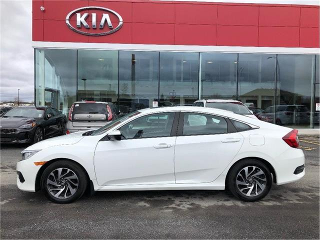2016 Honda Civic EX (Stk: P2280) in Gatineau - Image 2 of 20