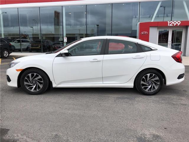 2017 Honda Civic EX (Stk: P2279) in Gatineau - Image 2 of 19