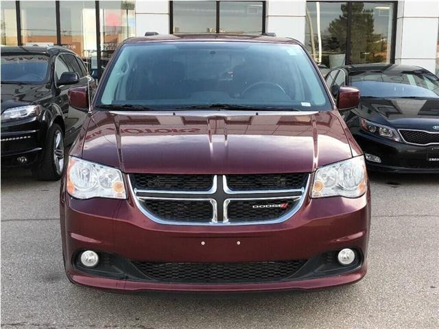 2017 Dodge Grand Caravan Crew (Stk: SF130) in North York - Image 8 of 22
