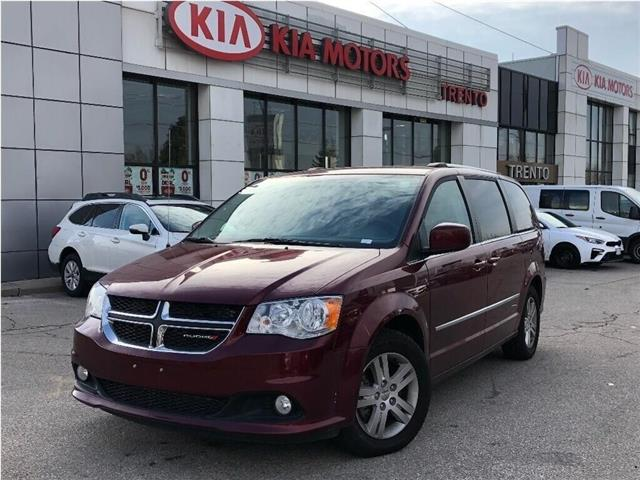 2017 Dodge Grand Caravan Crew (Stk: SF130) in North York - Image 1 of 22