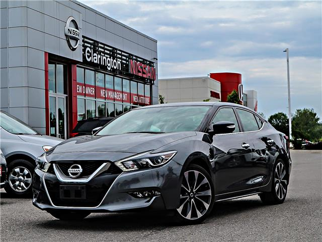 2016 Nissan Maxima SR (Stk: GC414189) in Bowmanville - Image 1 of 30