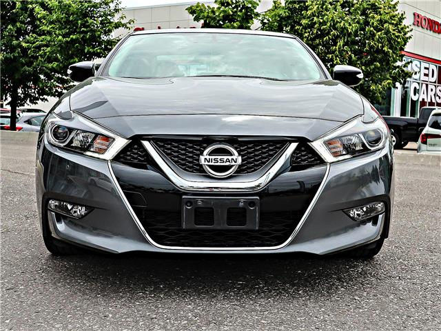 2016 Nissan Maxima SR (Stk: GC414189) in Bowmanville - Image 2 of 30