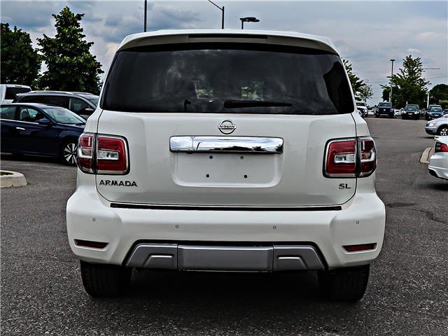 2018 Nissan Armada SL (Stk: J9556636) in Bowmanville - Image 6 of 30