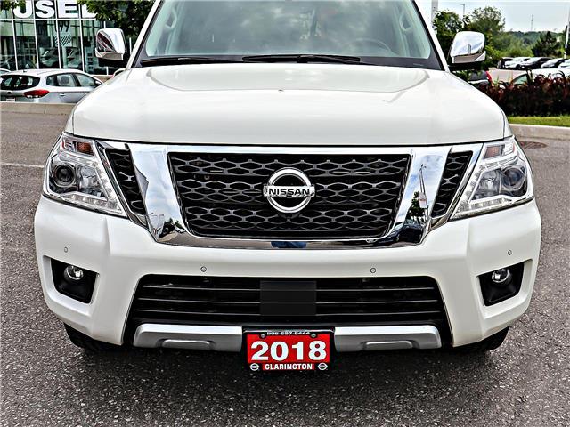 2018 Nissan Armada SL (Stk: J9556636) in Bowmanville - Image 9 of 30