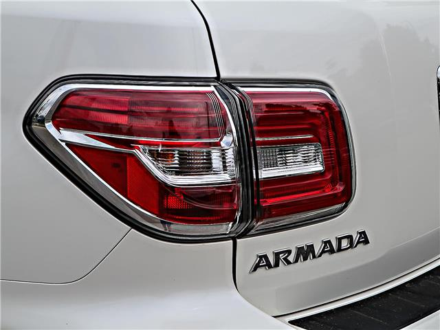 2018 Nissan Armada SL (Stk: J9556636) in Bowmanville - Image 12 of 30