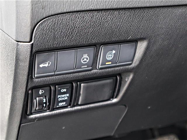 2018 Nissan Armada SL (Stk: J9556636) in Bowmanville - Image 15 of 30