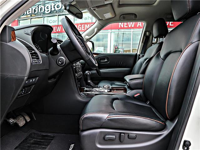 2018 Nissan Armada SL (Stk: J9556636) in Bowmanville - Image 17 of 30