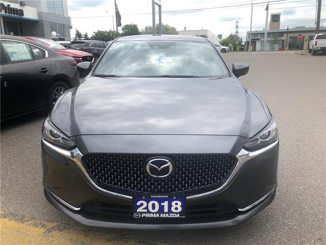 2018 Mazda MAZDA6 SIGNATURE, DEAL PENDING (Stk: D18-785) in Woodbridge - Image 2 of 30