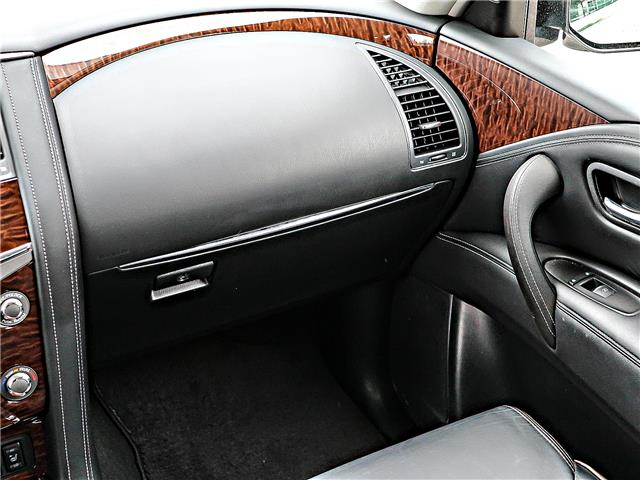 2018 Nissan Armada SL (Stk: J9556636) in Bowmanville - Image 23 of 30