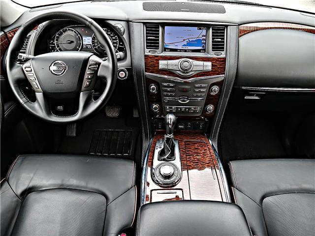 2018 Nissan Armada SL (Stk: J9556636) in Bowmanville - Image 24 of 30