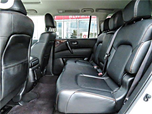 2018 Nissan Armada SL (Stk: J9556636) in Bowmanville - Image 26 of 30