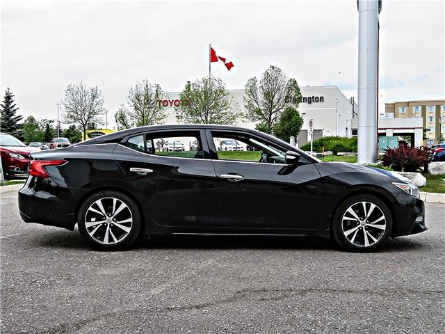 2016 Nissan Maxima SL (Stk: KW333328A) in Bowmanville - Image 4 of 30