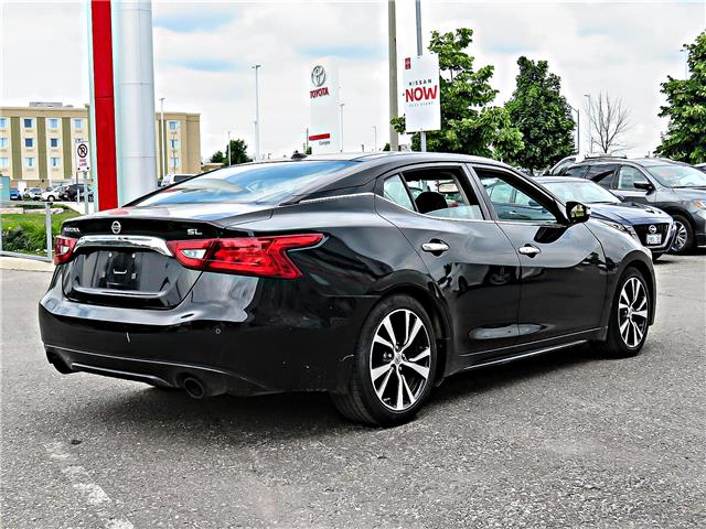 2016 Nissan Maxima SL (Stk: KW333328A) in Bowmanville - Image 5 of 30
