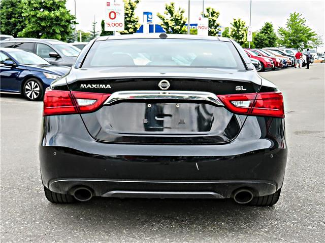 2016 Nissan Maxima SL (Stk: KW333328A) in Bowmanville - Image 6 of 30