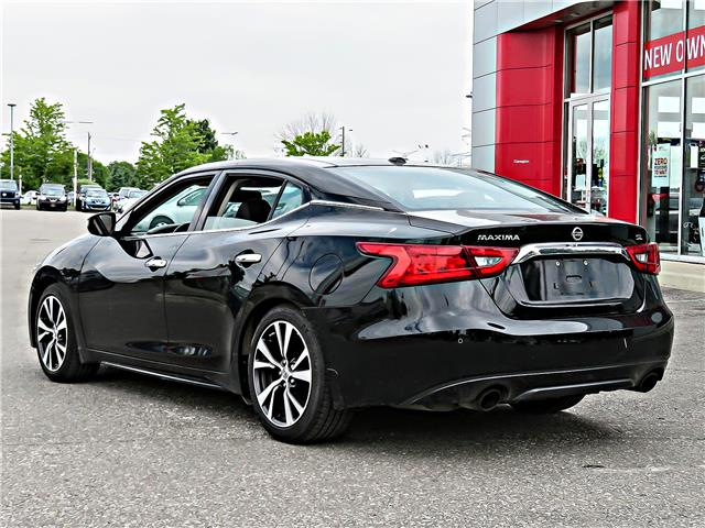 2016 Nissan Maxima SL (Stk: KW333328A) in Bowmanville - Image 7 of 30