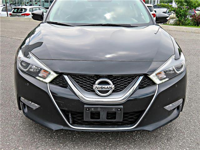 2016 Nissan Maxima SL (Stk: KW333328A) in Bowmanville - Image 9 of 30