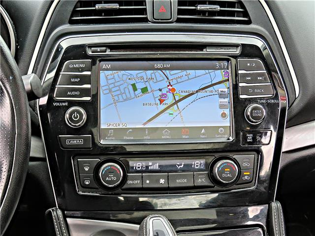 2016 Nissan Maxima SL (Stk: KW333328A) in Bowmanville - Image 22 of 30