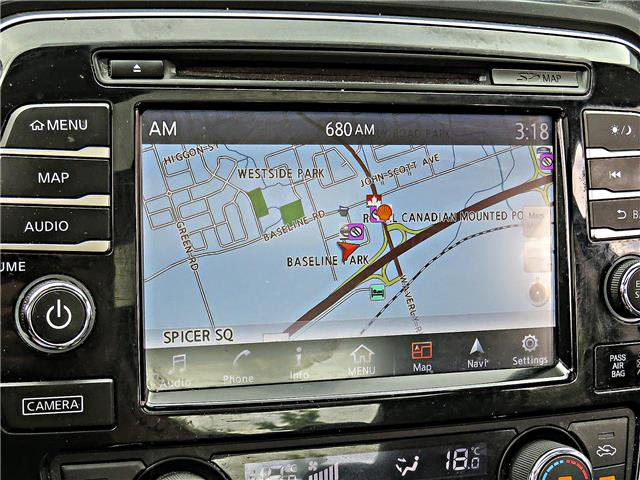 2016 Nissan Maxima SL (Stk: KW333328A) in Bowmanville - Image 29 of 30