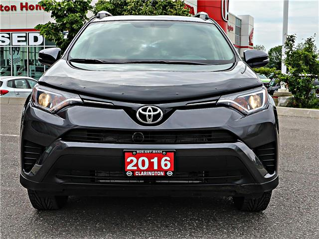 2016 Toyota RAV4 LE (Stk: KC749493A) in Bowmanville - Image 2 of 30