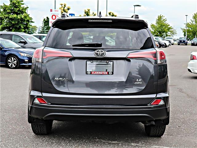 2016 Toyota RAV4 LE (Stk: KC749493A) in Bowmanville - Image 6 of 30