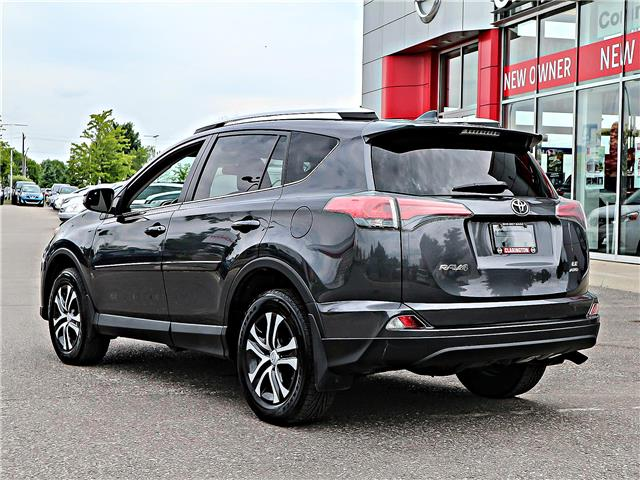 2016 Toyota RAV4 LE (Stk: KC749493A) in Bowmanville - Image 7 of 30