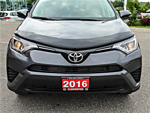 2016 Toyota RAV4 LE (Stk: KC749493A) in Bowmanville - Image 9 of 30