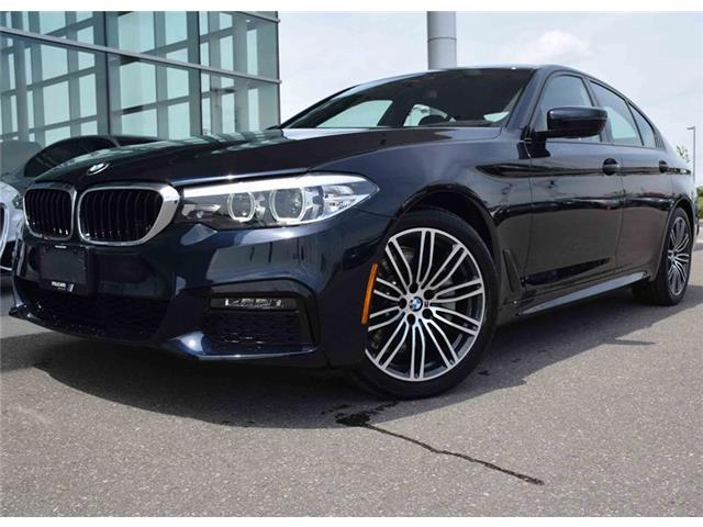 2019 BMW 530i xDrive (Stk: 9911374) in Brampton - Image 1 of 12