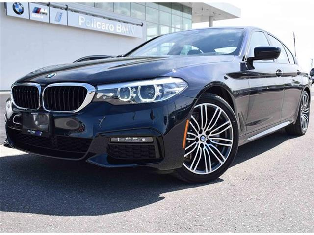 2019 BMW 530i xDrive (Stk: 9911378) in Brampton - Image 1 of 12