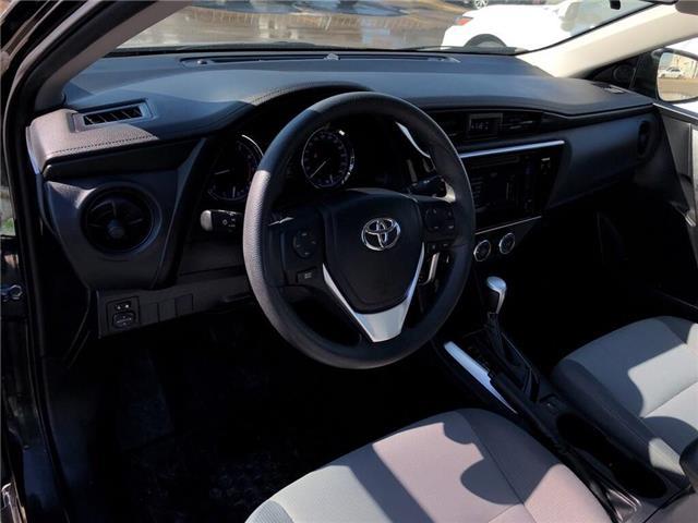 2017 Toyota Corolla  (Stk: P6783) in Etobicoke - Image 9 of 18