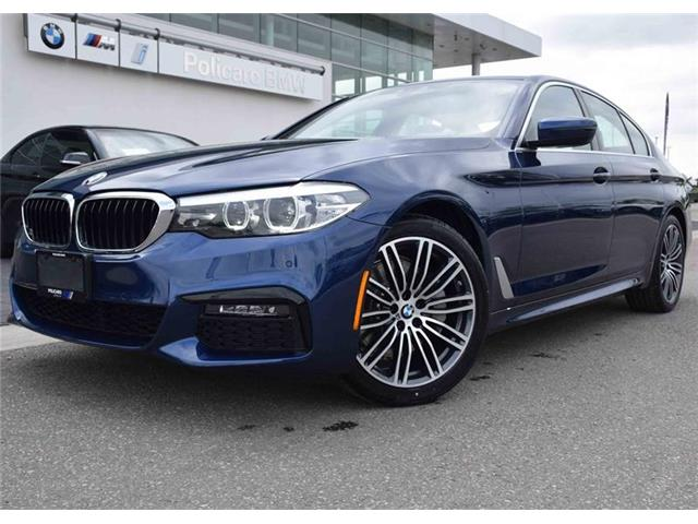 2019 BMW 530i xDrive (Stk: 9912197) in Brampton - Image 1 of 12