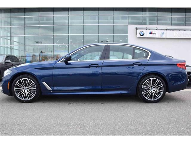 2019 BMW 530i xDrive (Stk: 9912197) in Brampton - Image 2 of 12